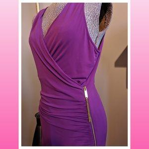 Michael Michael Kors Purple Dress
